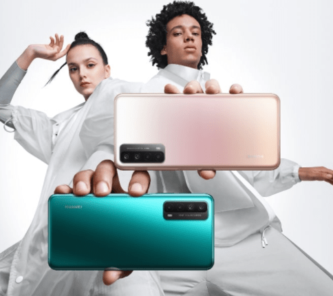 Huawei Launches Y7a