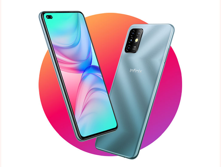 Infinix Note 10 Pro Coming Soon