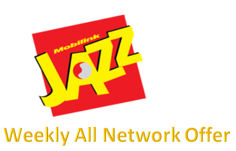 Jazz Weekly All Network Offer