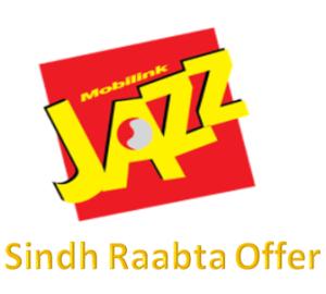 Jazz Sindh Raabta Offer