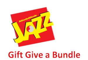 Jazz Gift Give a Bundle
