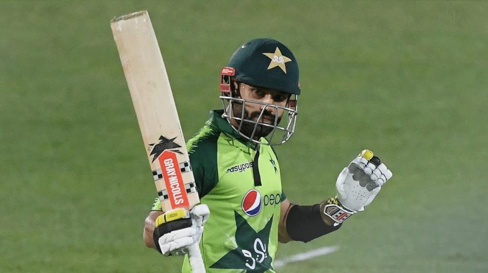 Rizwan Inches Closer to Babar & Kohli in T20I Rankings