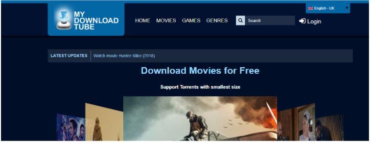 Download Movies on MydownloadTube