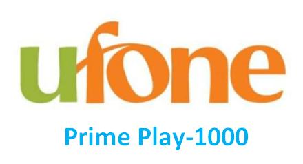 Ufone Primeplay 1000