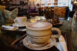 Finding a Coffee Shop Routine & Perspective