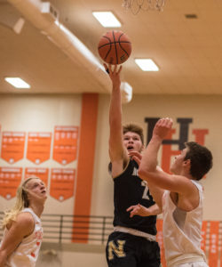 Efficient Millers win at the Husky Dome – Hamilton County ...