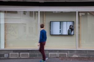 Exhibition of Christian von Borries, Bergen Assembly, Liz Eve
