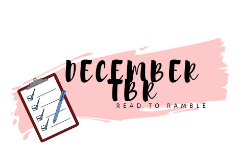 The Hype-A-Thon Readathon: Mini November Wrap-Up and December Announcement & TBR