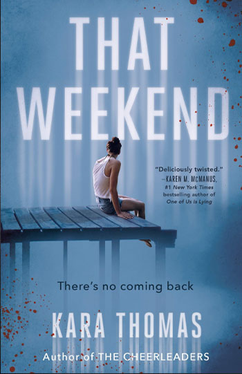 That Weekend - Cover