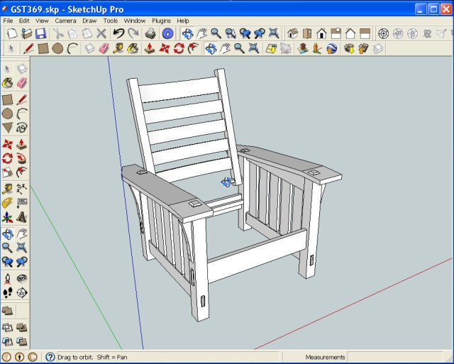 """Click here to learn more about """"Building Blocks of SketchUp"""""""