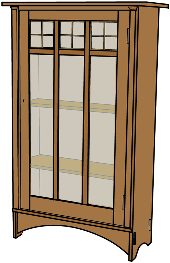 Stickley No. 700 Bookcase