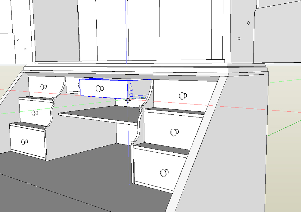 Specific Techniques For Modeling Joints, Molding, Doors And Drawers Will Be  Taught As Will Methods For Extracting Detailed Information About Every Part  In ...