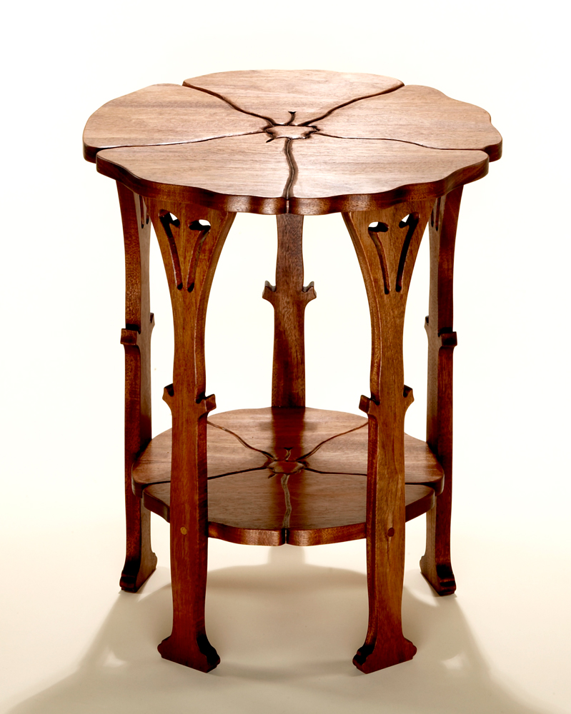 Stickley Poppy Table–A Favorite from Classic Arts & Crafts FurnitureReadWatchDo.com
