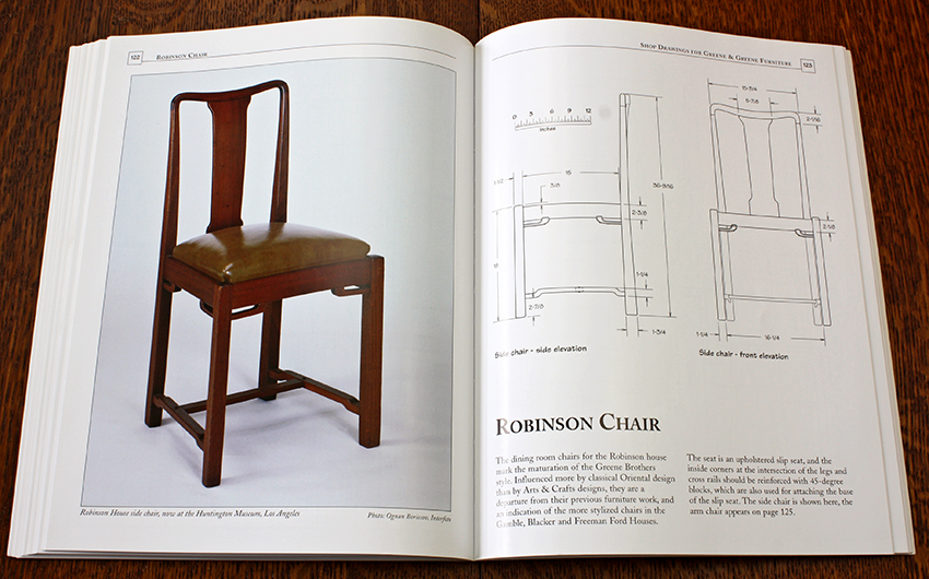 Shop Drawings For Greene And Greene Furniturereadwatchdo Com