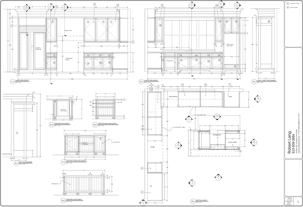Cabinet Millwork Drawingsreadwatchdo Com