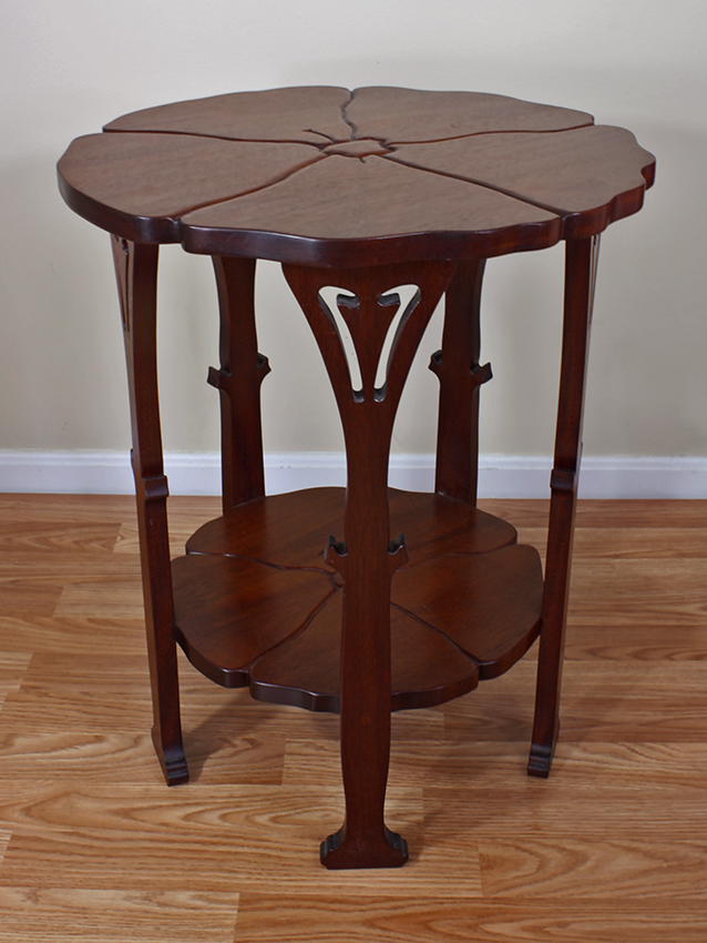 Stickley Poppy Table ReproductionReadWatchDo.com