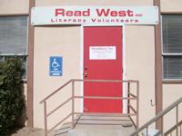 ReadWest Door