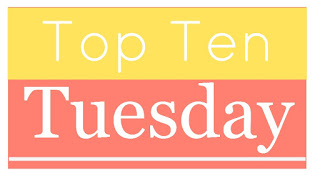 Top Ten Tuesday #9: Top Ten New Series I Want To Start!