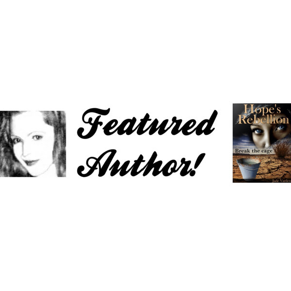 Featured Author of September: Jade Varden + GIVEAWAY!!!