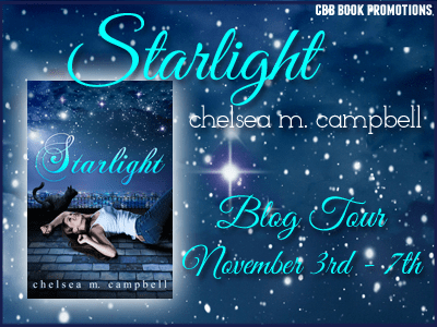Book Review: Starlight by: Chelsea M. Campbell + GIVEAWAY!!!