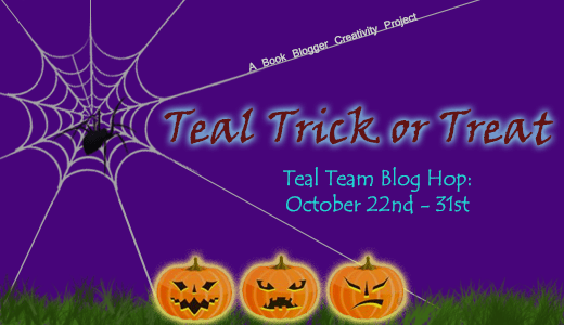 BBCP: Trick or Treat~ The Creepiest YA Covers ~ Team Teal!