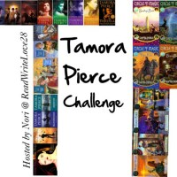 2016 Challenge~ Read Tamora Pierce!