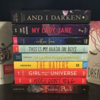 April Monthly Wrap Up!