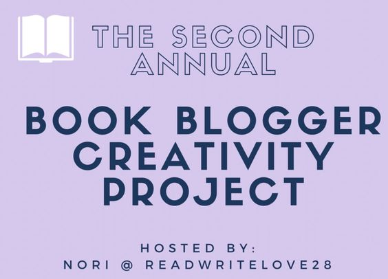 Book Blogger Creativity Project 2016 Signups!