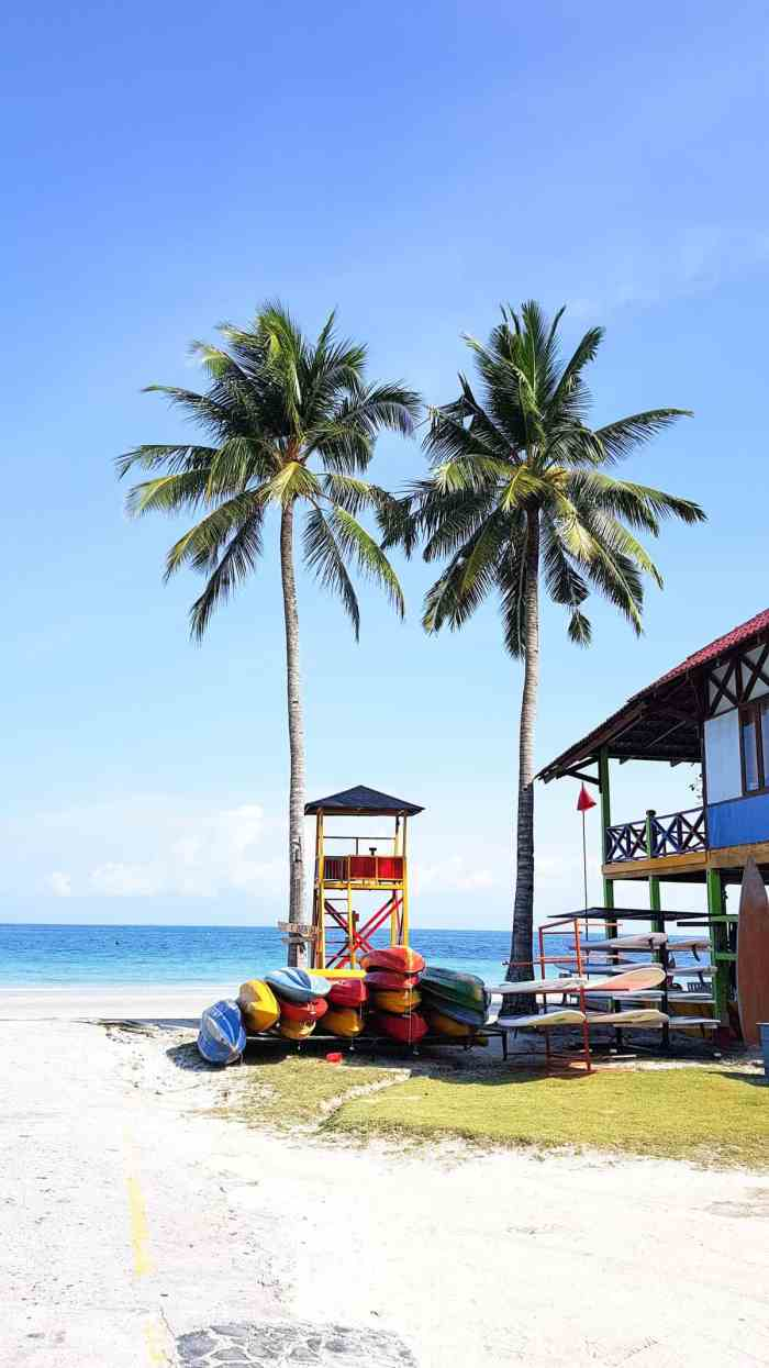 Bintan the best island close to Singapore
