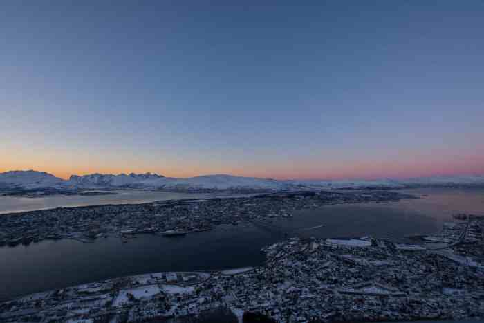 Things to do in Tromsø in winter: Huskies, Nordic lights & spectacular landscape