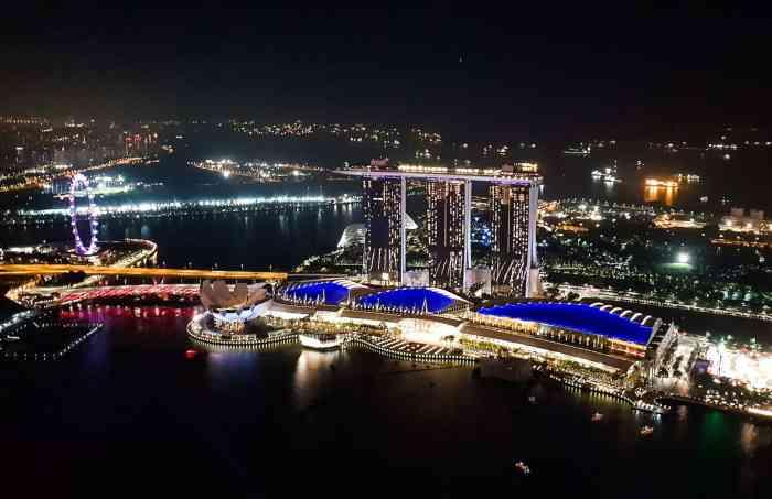 Alternative to Marina Bay Sand's rooftop bar: 1-Altitude