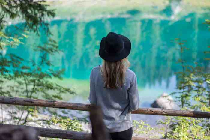 Best lakes in South Tyrol, Lake die Carezza, Karersee, Lake Carezza