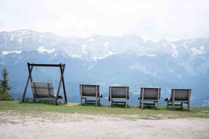 Hike to Mount Wank - an easy hike close to Munich