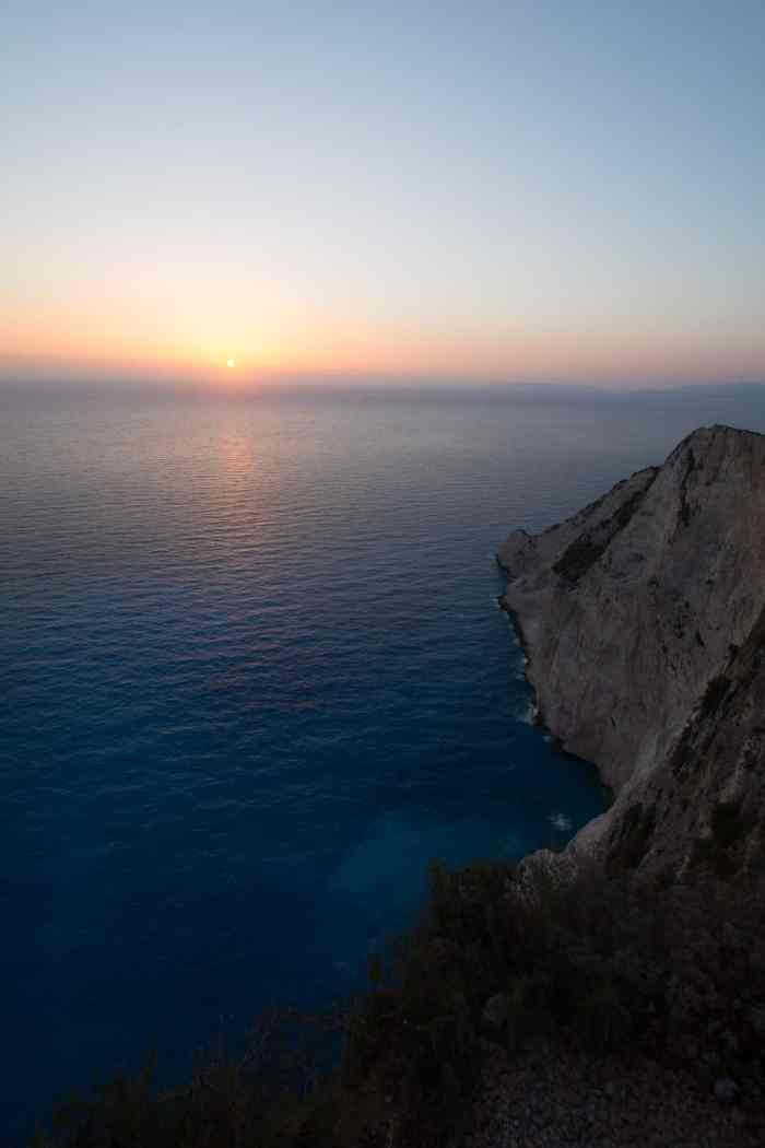 Sunset Navagio Beach - Is the boat tour to Shipwreck Beach worth it?