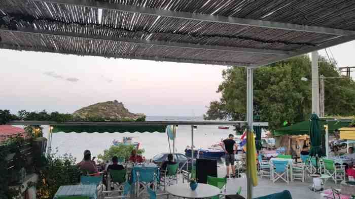 Best restaurants in Zakynthos: To Nisi