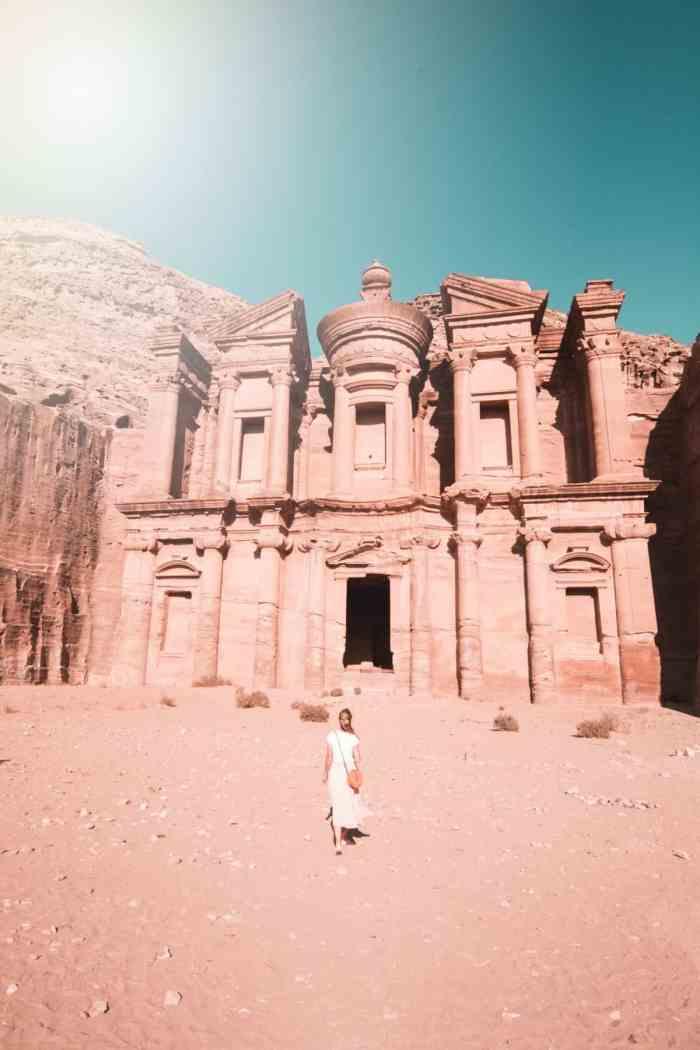 Can you go inside Petra treasury? Jordan insider tips