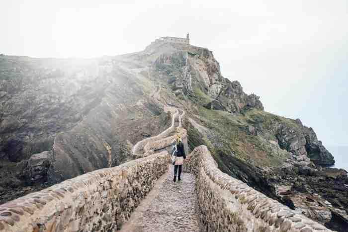 Game of Thrones road trip in Spain: San Juan de Gaztelugatxe, Dragonstone