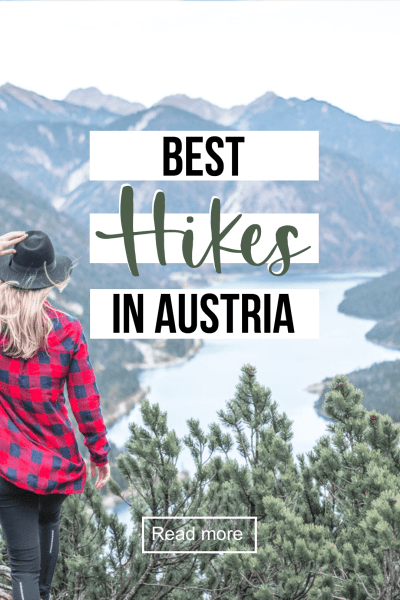 Best hikes in Austria