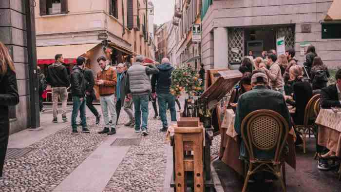 Instagrammable places in Milan: Brera