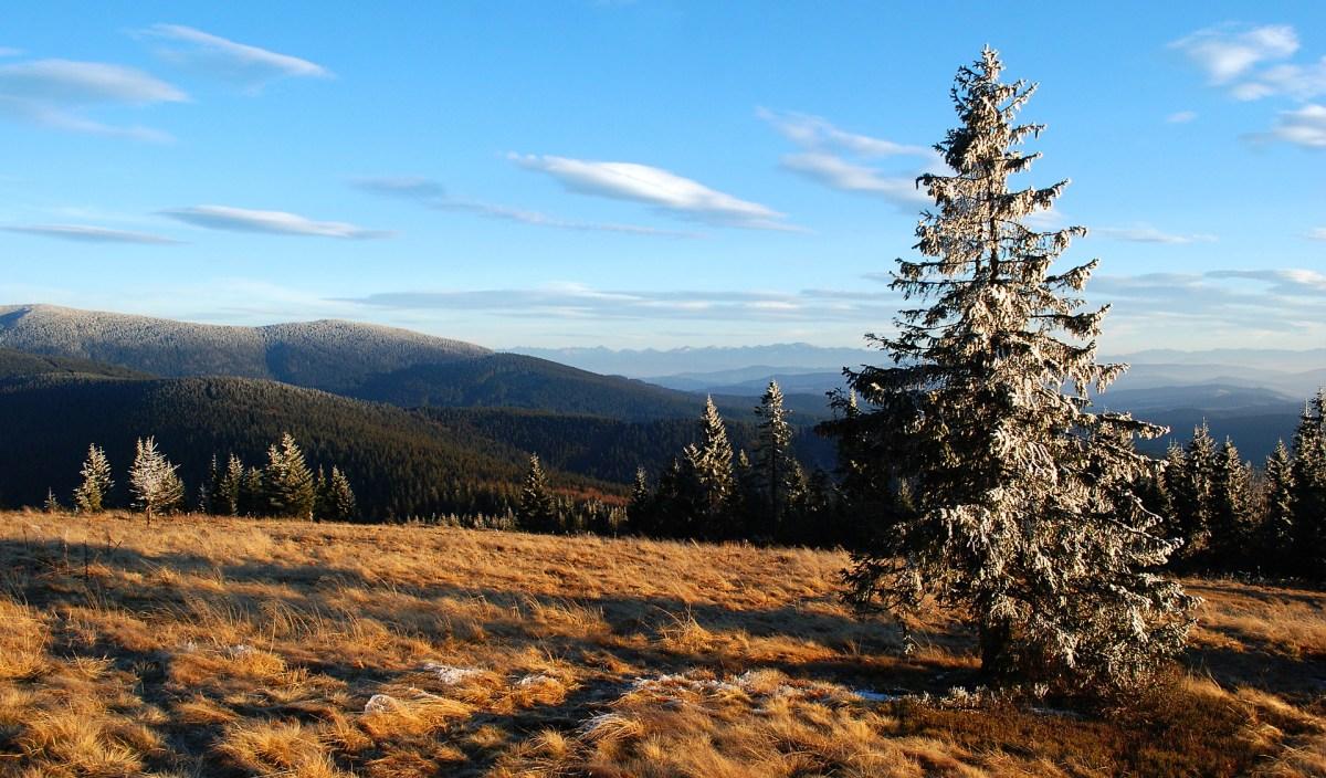 Korona Gór Polski - czyli 31 km przygody