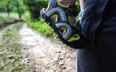 Kamik radzi – jak zadbać o komfort stóp dziecka w czasie upałów ?