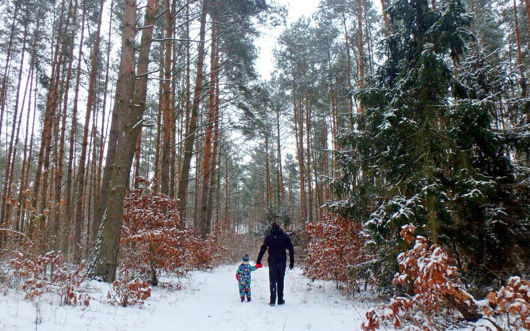 Sprawdzony sposób na zimne stopy – buty śniegowce Kamik – rodzinny test