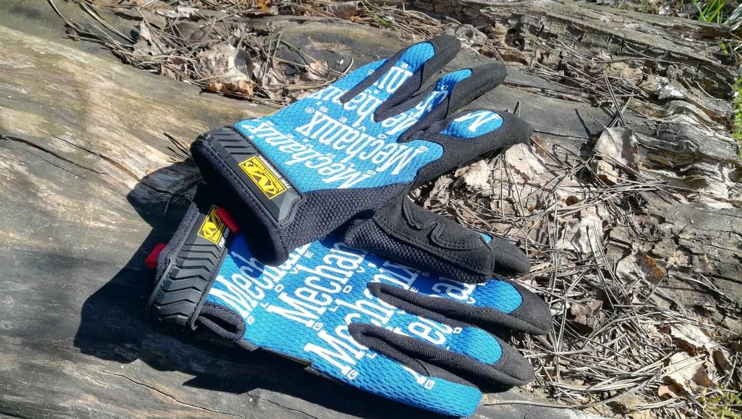 rękawice machanix