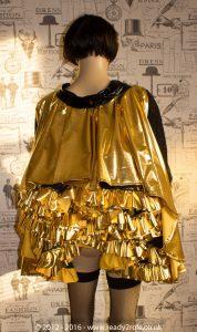 Sissy Gold Dress DEC16-27