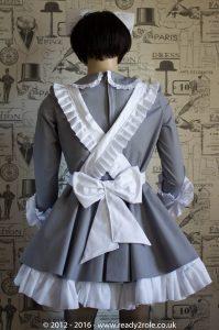 Django Maid Dress 2