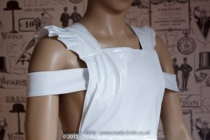 Bondage Apron – Ask About Fabric and Colour Choices 4
