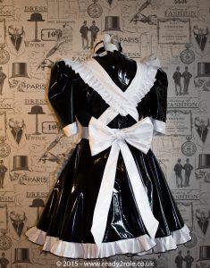 Hi Alice Even More PVC Maids Dress 2
