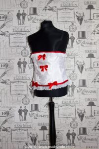 Corset – Hand Made To Order – Ask About Colour Options 1