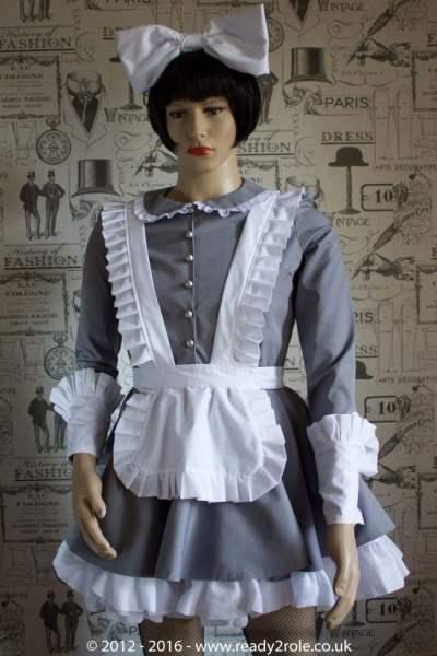 Django Maid Dress 1