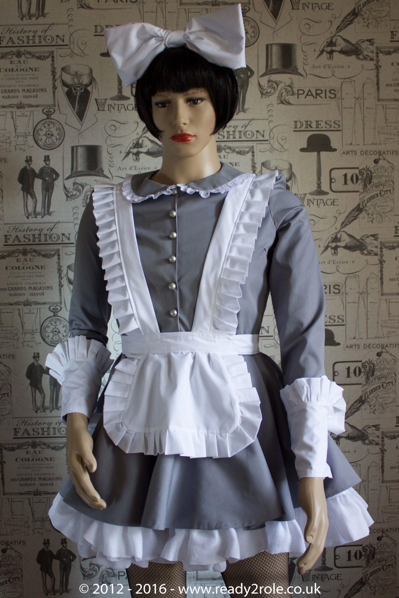 Django Maid Dress